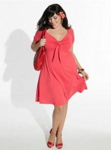 Vestidos de fiesta para gorditas embarazadas (4)