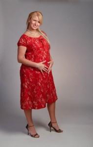 Vestidos de fiesta para gorditas embarazadas (8)