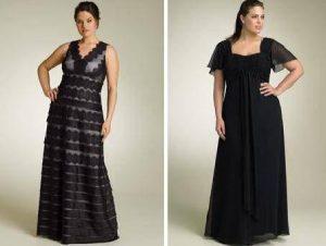 15 imágenes de vestidos de fiesta largos para gorditas (4)