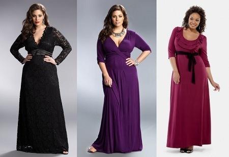 44c0ebe67 ... 15 imágenes de vestidos de fiesta largos para gorditas (5) ...