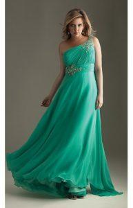 15 imágenes de vestidos de fiesta largos para gorditas (15)