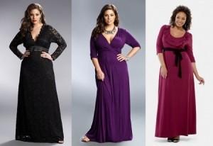 15 imágenes de vestidos de fiesta largos para gorditas (5)