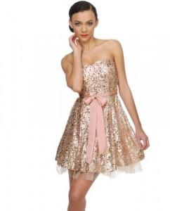 15 imágenes de vestidos de fiesta para gorditas con brillo (1)