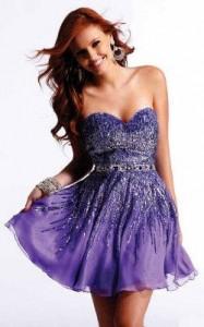 15 imágenes de vestidos de fiesta para gorditas con brillo (3)