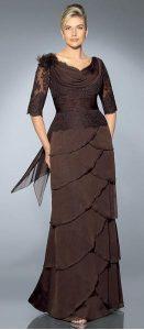 Hermosos vestidos de fiesta para gorditas adultas (3)