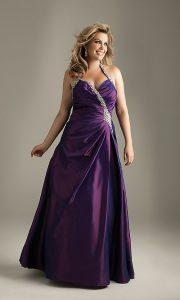 Opciones de vestidos de fiesta para gorditas (8)