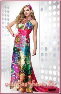 11 opciones de vestidos de fiesta para gorditas coloridos (1)