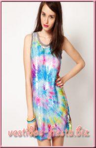 11 opciones de vestidos de fiesta para gorditas coloridos (10)