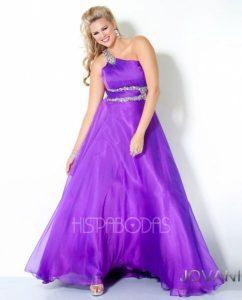 11 opciones de vestidos de fiesta para gorditas coloridos (11)