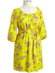 11 opciones de vestidos de fiesta para gorditas coloridos (7)