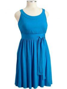11 opciones de vestidos de fiesta para gorditas coloridos (8)