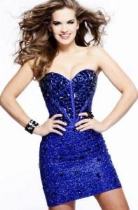 15 opciones de vestidos de fiesta para gorditas brillantes (10)