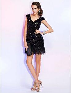 15 opciones de vestidos de fiesta para gorditas brillantes (2)