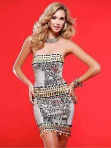 15 opciones de vestidos de fiesta para gorditas brillantes (7)