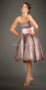 15 opciones de vestidos de fiesta para gorditas brillantes (8)