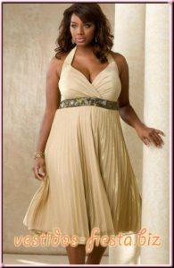 15 opciones de vestidos de fiesta para gorditas de estilo vintage (2)