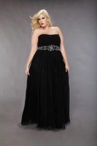 15 opciones de vestidos de fiesta para gorditas de estilo vintage (8)