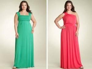 15 opciones de vestidos de fiesta para gorditas de gala (15)