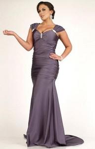 15 opciones de vestidos de fiesta para gorditas de gala (1)
