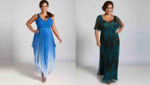 15 opciones de vestidos de fiesta para gorditas de gala (4)