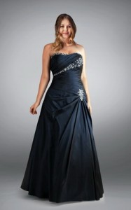 15 opciones de vestidos de fiesta para gorditas especiales para año nuevo (1)