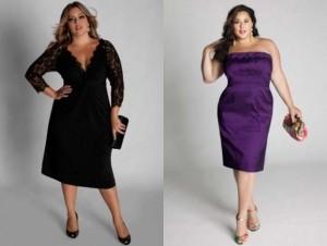 15 opciones de vestidos de fiesta para gorditas especiales para año nuevo (12)