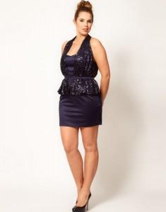 15 opciones de vestidos de fiesta para gorditas especiales para año nuevo (13)