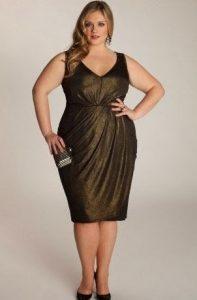 15 opciones de vestidos de fiesta para gorditas especiales para año nuevo (3)