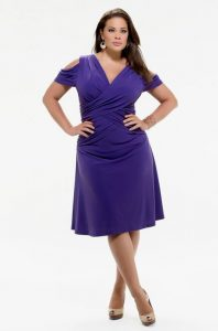 Vestidos para mujeres bajitas (2)