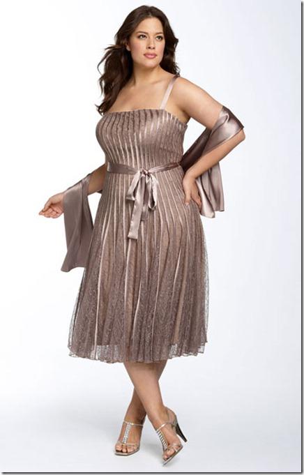 b6ce764624 ... 10 Opciones de vestidos de fiesta sencillos y hermosos (9) ...