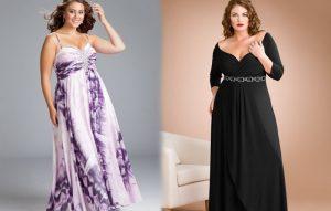 12 Hermosos vestidos de terciopelo para gorditas (7)