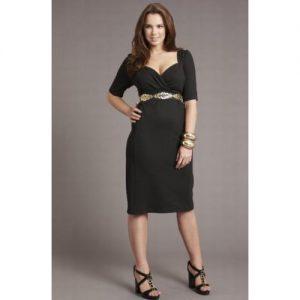 13 Hermosos vestidos con faja para gorditas (4)