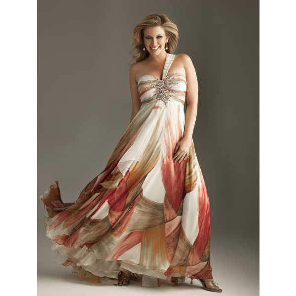 13 Hermosos Vestidos De Fiesta En Talles Xl