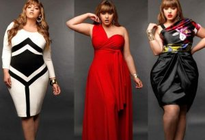 13 Hermosos vestidos de fiesta en talles XL (5)
