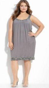 15 Opciones de vestidos de fiesta para gorditas en mercado libre (13)