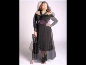 15 Opciones de vestidos de fiesta para gorditas en mercado libre (14)