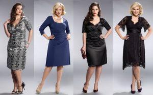 11 Bellos vestidos de fiesta para mujeres con panza (1)