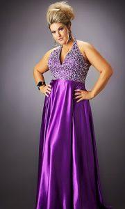 10 Nuevos vestidos de fiesta para gorditas largos (10)