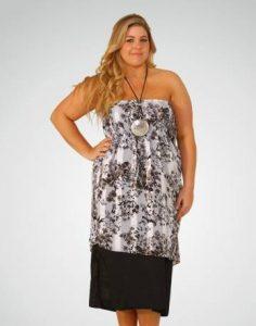 10 Vestidos para gorditas para fiestas de fin de año (1)