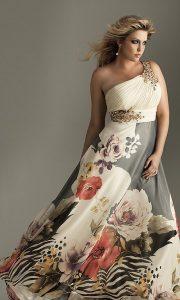 10 vestidos de fiesta para bodas gorditas (5)