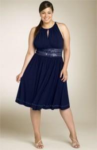 10 vestidos de fiesta para bodas gorditas (8)