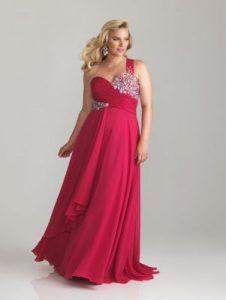 12 vestidos de fiesta para gorditas en imágenes (7)