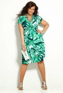 11 Modelos de vestidos brillantes para gorditas (6)