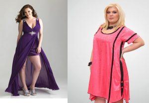 11 Modelos de vestidos de fiesta para mujeres gorditas y bajitas (6)