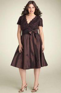 12 nuevos vestidos de fiesta para gorditas con panza (7)