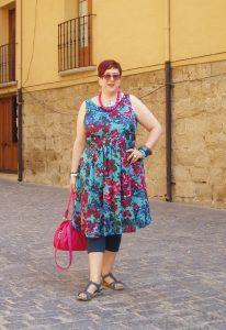 10 hermosos vestidos de fiesta para gorditas comprados en once (5)