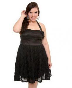 10 hermosos vestidos de fiesta para gorditas comprados en once (7)