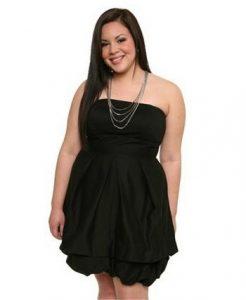 10 vestidos de fiesta para gorditas barrigonas (10)