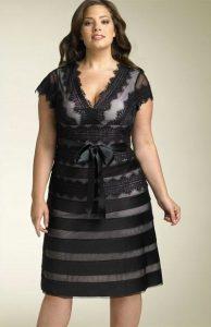 10 vestidos de fiesta para gorditas con mucho busto (6)