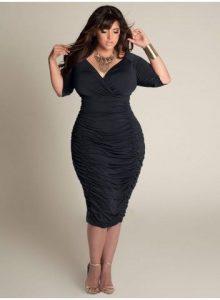 10 vestidos de fiesta para gorditas con mucho busto (8)